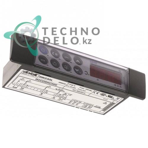 Контроллер Dixell XW230L-5N0C0 150x30x65,5мм 230VAC датчик NTC для холодильного профессионального оборудования