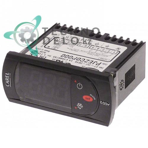 Контроллер CAREL PJEZC0P000 (71x29x69мм 230VAC датчик NTC IP54 -50 до +99°C) для холодильных камер HoReCa и др.