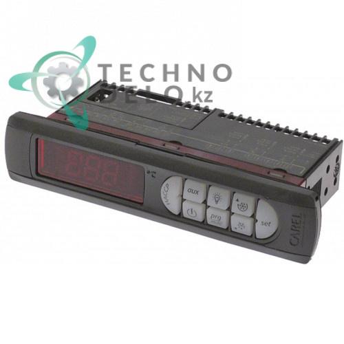 Контроллер CAREL PB00C0HB00 138,5x29x70,5мм 115-230VAC IP64 датчик NTC -50 до +99 °C для холодильного оборудования