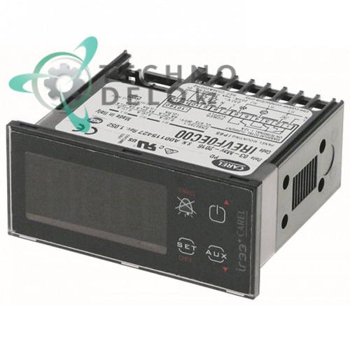 Контроллер CAREL IREVF0EC00 RS485 71x29x59мм 230VAC IP65 для холодильных камер и шкафов заведений общепита