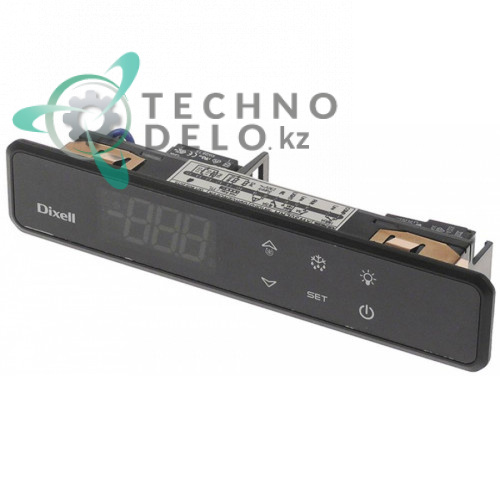 Контроллер Dixell X0U9HCENC5VA-S00 30x150x42мм 230VAC датчик NTC 561579 6021350114 для Coreco, Fagor, Codigel и др.
