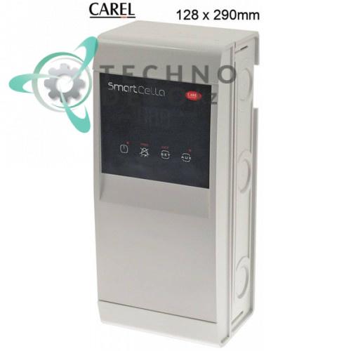 Контроллер CAREL SmartCella RS485 290x128x101 мм 115-230VAC датчик NTC WE00C2HN00 для холодильной камеры и др.