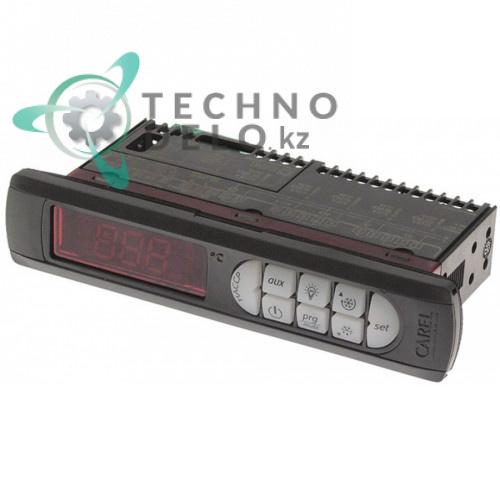 Контроллер CAREL PB00H0HB10 138,5x29x70,5мм 230VAC датчик NTC 5 реле для холодильного оборудования HoReCa