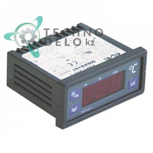 Контроллер Eliwell EWPC961 71x29мм 32Z3460 TKS0311 для холодильного оборудования Angelo Po, IME Turbo, SAGI