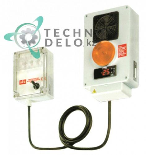 Сигнализатор AKO 5208A 230VAC +5 до +40/-50 до +40 °C 90дБ