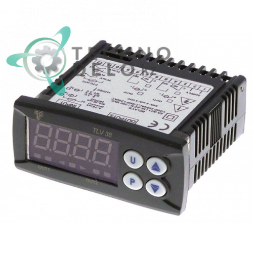 Термометр 196.379202 service parts uni