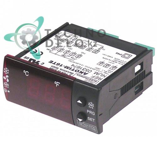Контроллер AKO AKOTIM-15TE RS485 -50 до +99°C 71x29мм 12В датчик NTC IP65