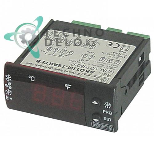 Контроллер AKO AKOTIM-12ARTEB 230VAC IP65 датчик NTC