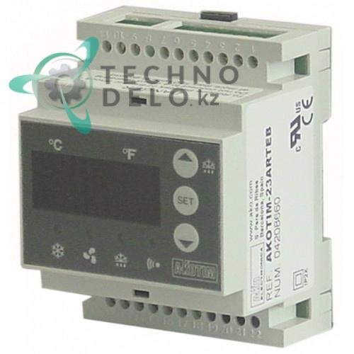 Контроллер AKO AKOTIM-23ARTEB -50 до +99°C 230VAC датчик NTC IP44