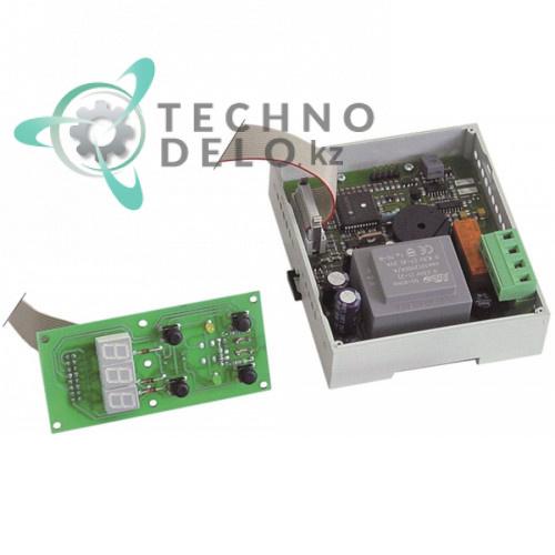 Регулятор EVCO ECK256J220S0003 0-700°C 230VAC датчик TC/J 6011142 для фритюрницы Giorik 13FGC и др.