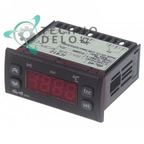 Блок электронный управления ELIWELL 034.379558 universal service parts