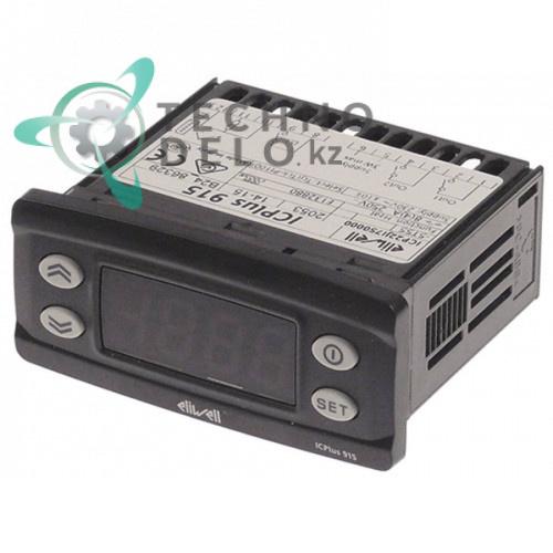 Контроллер Eliwell ICPlus915 ICP22JI750000 71x29мм 230VAC для пресса теста пиццы CB, Cuppone, Mastro, OEM, Zanolli
