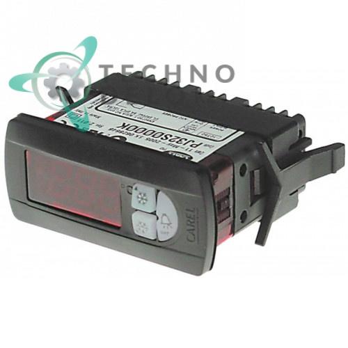 Контроллер CAREL PJMTS0H01K 71x29мм 230VAC 12A/250V датчик NTC защита IP54 41103004 PJMTS0H01 для Mercatus и др.
