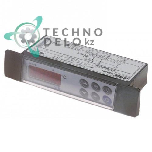 Контроллер Dixell XW40L-5N0C1 X0WG5QBNC500-S00 150x30x65,5мм 230VAC датчик NTC/PTC 3 выхода реле -50 до +150°C