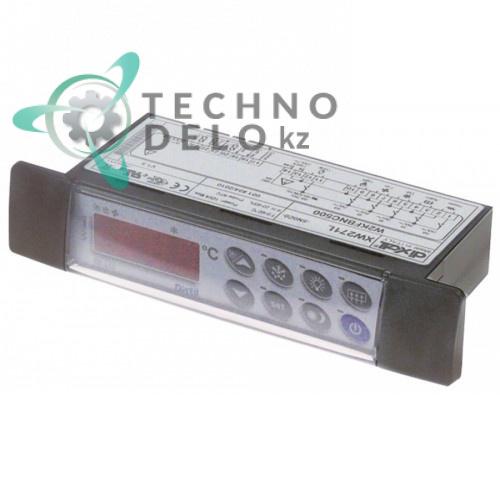 Контроллер Dixell XW271L-5N0C0 150x30x65,5мм 230VAC датчик NTC 6 выхода реле -50 до +150°C холодильной камеры
