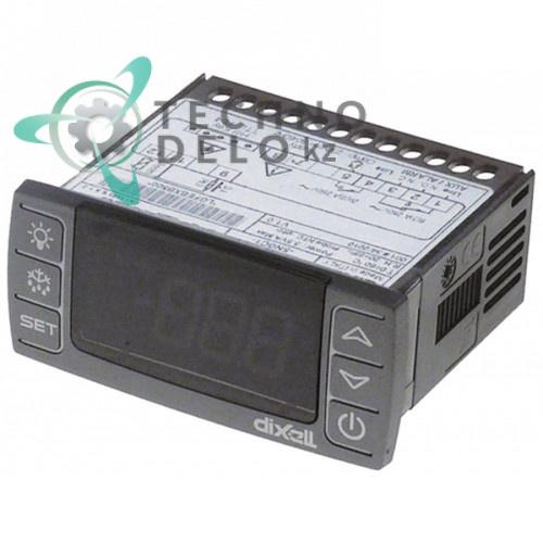Контроллер Dixell XR30CX-5N0C0 71x29мм 230VAC датчик NTC/PTC -50 до +150°C для холодильной камеры и др.