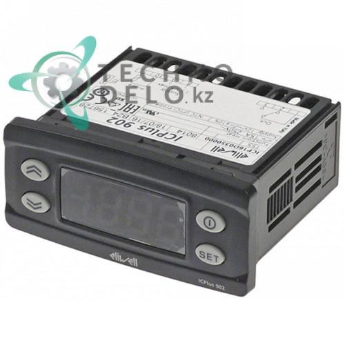 Контроллер Eliwell ICPlus902 ICP16D0350000 71x29/74x32мм 12VAC/VDC -50 до +150°C датчик NTC/PTC 0S1642 для Electrolux