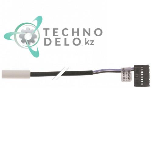 Датчик конденсатора NTC 10kOhm 088039 для холодильного стола Zanussi/Electrolux 330090 и др.