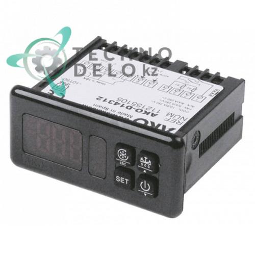 Контроллер AKO D14312 71x29мм 12VAC/VDC датчик NTC/PTC