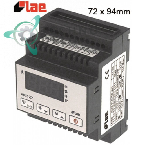 Электронный регулятор LAE 196.379761 service parts uni