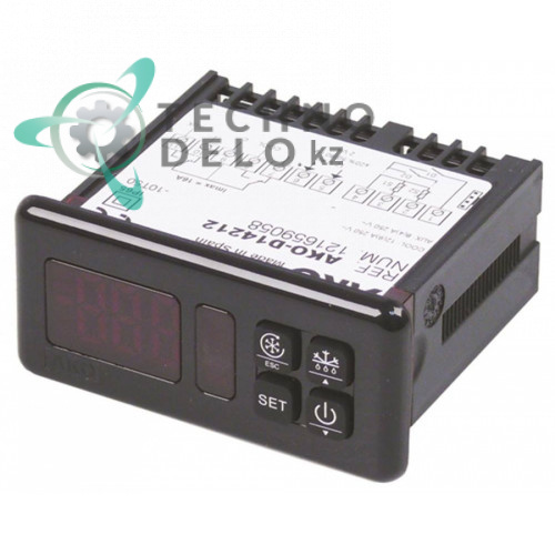 Контроллер AKO D14212 71x29 12 VAC/VDC датчик NTC IP65