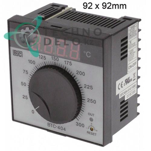 Контроллер Brainchild BTC404 41411000 0 до +300°C 90-264В датчик TC IP54