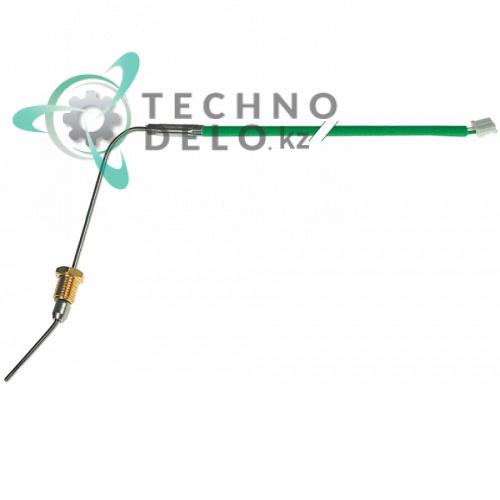 Датчик 40.00.594 ø2x50мм -50 до +1150°C резьба M8 кабель L-1,2м для духовки печи Fagor, Lincat, Rational и др.
