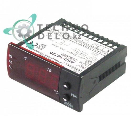 Контроллер AKO D14724 71x29мм 12/24В NTC/PTC/Pt100/TC IP65