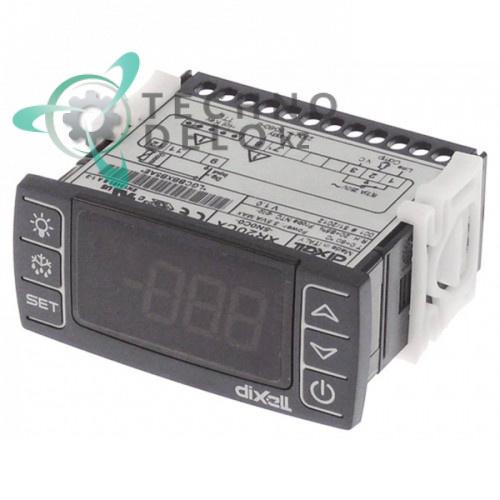 Контроллер Dixell XR20CX-5N0C0 71x29 230VAC датчик NTC/PTC 34400001 3520030 80007103 для ArtSerf, GEMM и др.