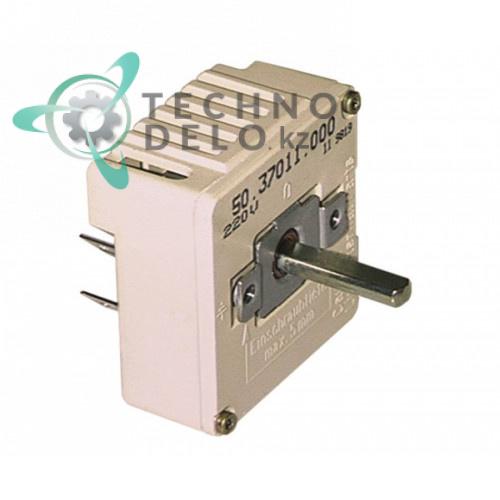 Энергорегулятор EGO 50.37021.000 50.37011.000 50.57021.010 230В 12А для теплового кухонного оборудования