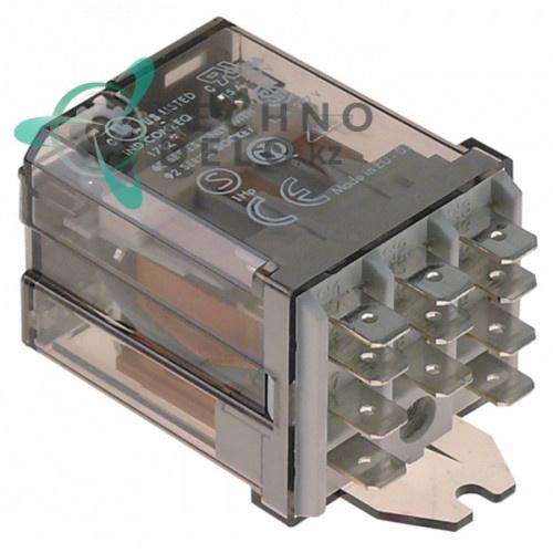 Реле Finder 24VAC 16А 3CO 120445 посудомоечной машины Comenda AC100/ AC150/ACL100 и др.