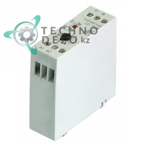 Реле времени Dold CD7839.65/100 диапазон 3-30с 220-240VAC 4А 1NO для Hobart CM1E/FM-30/FM-30U/FXGX/HX и др.