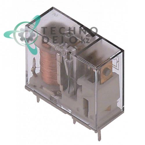 Реле Italiana Relе E61-24DC-S 24VDC 1CO 120480 для посудомоечной машины Comenda FC53LA/GF90/LF320L и др.