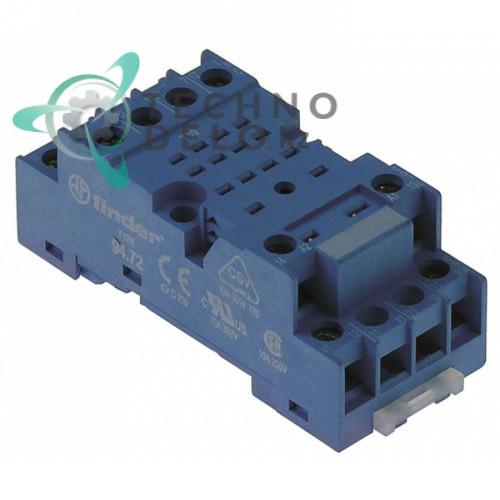 Цоколь FINDER 465.380801 universal parts