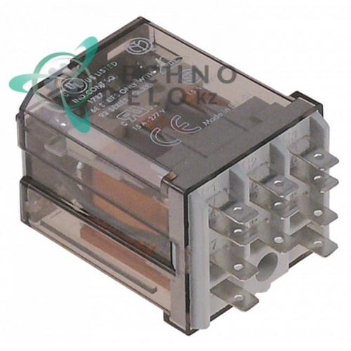 Реле Finder 62.33.8.024.0000 (24VAC 16А 3CO) F4,8 0E5170 / 0K8710 для Electrolux FT36ED, PW2EFLF, PW2VFL и др.