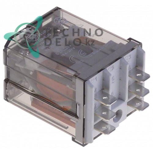 Реле Finder 62.82.8.230.0309 (230VAC 16А 2NO) F6,3 A030063 для оборудования Linea Blanca