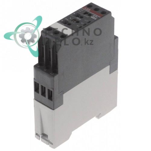 Реле времени ABB MBS 0,05с-300ч 24-240VAC/24-48VDC 4А 2CO