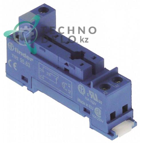 Цоколь FINDER 465.380910 universal parts