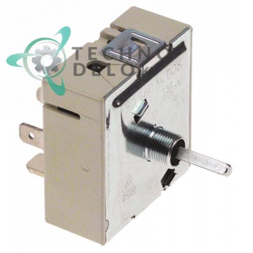 Энергорегулятор EGO 240В 13А ось 3,3x16мм для теплового оборудования Blue Seal и др.