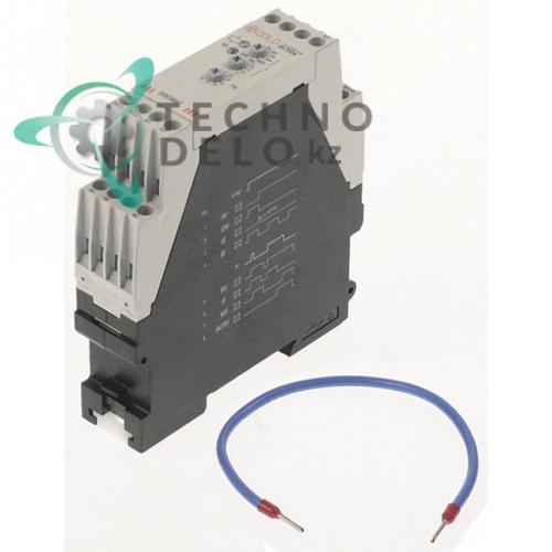 Реле времени Dold MK7850N.82/210/61 0,2с-300ч 12-240 VAC/VDC 5A 0125004 0125041 0125111 для Küppersbusch, Meiko и др.