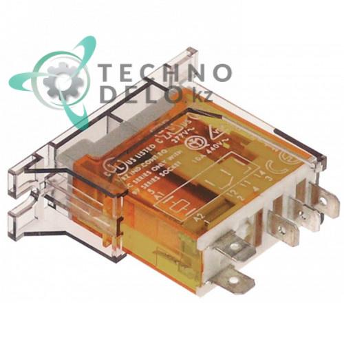 Реле Finder 46.61.8.230.0040 (230VAC 16A 1CO) штекер 4,8мм 4304605 / 50155 для Ceado
