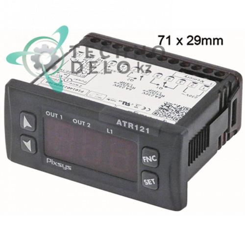 Электронный регулятор PIXSYS 196.381309 service parts uni