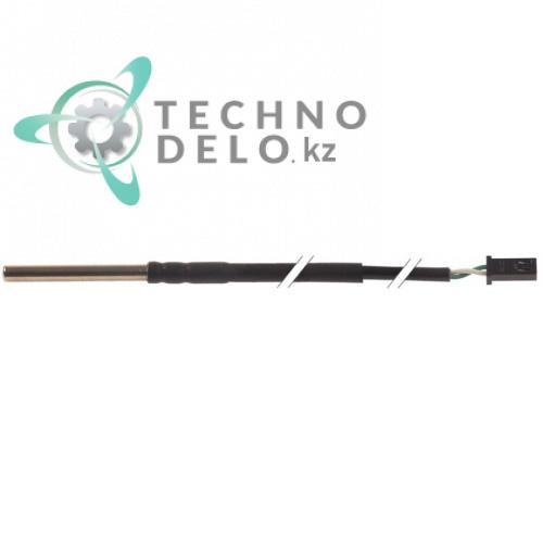 Датчик температурный NTC 10kOhm 620519.01 испарителя льдогенератора Electrolux, Icematic, Simag и др.