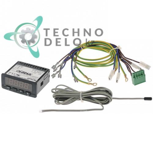 Контроллер в комплекте -40 до +99°C 71x29мм 230VAC 32V2090 для Angelo Po, Sagi