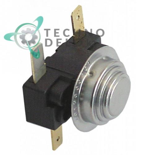 Термостат контактный 66/57 °C Z653013 / Z718405000 / 12023708 для Fagor, Mastro