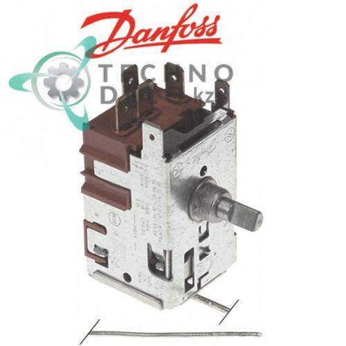 Термостат Danfoss 077B0303L трубка d-2мм L-2000мм от -8,5 до -1°C 7038257 для оборудования La Sommeliere и др.