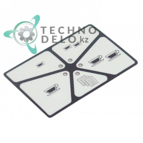 Панельный стикер 869.400630 universal parts equipment