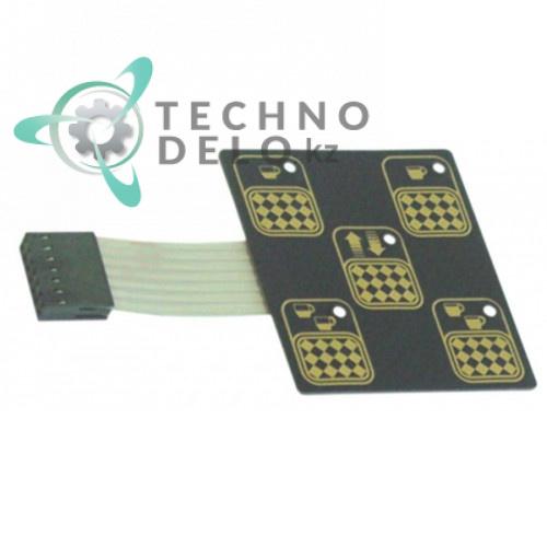 Клавиатура 673.400647 tD uni Sp