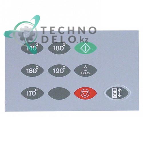 Панельный стикер 869.400855 universal parts equipment