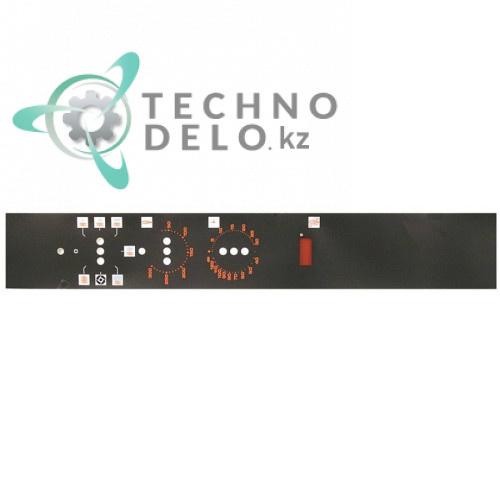 Стикер 003838 панели управления для профессиональной конвекционной печи Electrolux ACFG101-0, Zanussi ACFE101-0 и др.